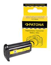 Patona Accu Batterij Canon EOS 1D Mark II - 1650mAh - Akku Battery Bateria