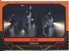 Star Wars Galactic Files Red Parallel #263 AT-RT
