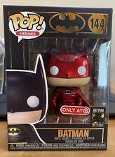 Funko Pop Heroes DC Comics Batman 80 Years Red Suit 144 Target
