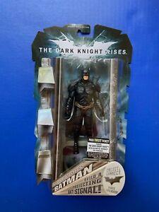 The Dark Knight Rises Batman Movie Masters Figure Mattel New