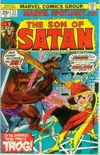 MARVEL Spotlight # 23 (Son of Satan) (Sal Buscema) (USA, 1975)