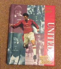 MANCHESTER UNITED - Unofficial Yearbook / Handbook 1997 - 1998