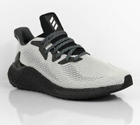 Adidas Alphaboost Boost Men's Running Sneakers FW4548 White Black size 11