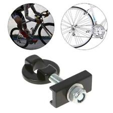 Bicycle Chain Tugs Tensioner Adjustable Aluminium Road Bike Accessory SD