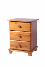 Solid Wood Traditional 56cm-60cm Bedside Tables & Cabinets