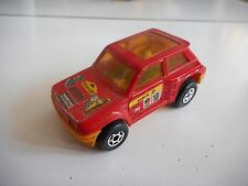 Majorette Motor Renault 5 Turbo in Red