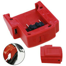 USB Power Phone Charger Cordless For Milwaukee M18 Battery Adapter Accessories
