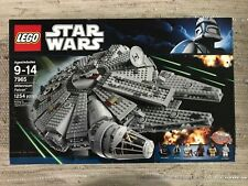 Lego Star Wars Millennium Falcon 7965 New Retired 2011