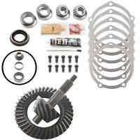 "Motive F9-370/R9RMK 3.70 Ring/Pinion & Bearing Kit: Ford 9"" for Bronco"