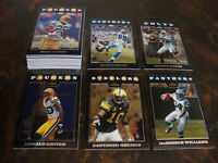 2008 Topps Chrome Football---Lot Of 31---No Dupes---Multi-Lots---See List