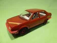 SCHABAK 1010 1011 VW VOLKSWAGEN JETTA - TUNING - RED 1:43 RARE - GOOD CONDITION