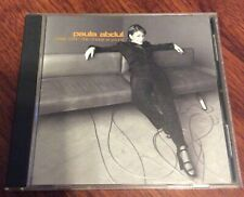 PAULA ABDUL CRAZY COOL THE CHOICE IS YOURS CD VERY GOOD CONDITION