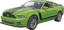 2013 Mustang Boss 302 1:25 Plastic Model Kit REVELL