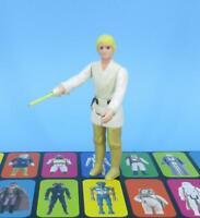 Vintage Star Wars Luke Skywalker! COMPLETE!! with Original Lightsaber