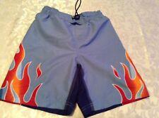 Chlidrens Place board shorts swimwear Boys Size 5  6 Small blue