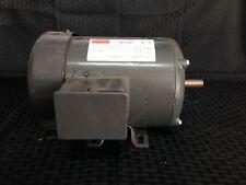 *NEW* Dayton Motor  # 3N352C, 3 ph, 3/4 hp, 1725 rpm, 208-230/460 V, 56 Frame