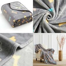 New listing Allisandro Extra Softness And Fluffy 350 Gsm Lightweight Microplush Fleece Throw