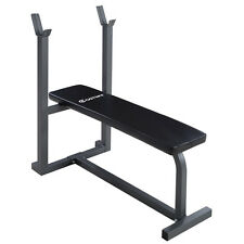 Costway Weight Lifting Flat Bench Fitness Workout Sit Up Board Home Exercise