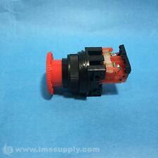 Fuji Electric AR30V2R Emergency Stop Push Button FNIP