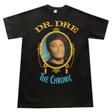 Dr.DRE the Chronic Hot T-Shirt Black Rapper Legend Unisex Vintage Size S-5XL HOT