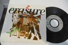 "ERASURE 45T SOMETIMES / SEXUALITY. 7"" VINYL FRENCH PRESSING. VIRGIN MUTE."
