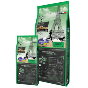 Bon Appetit Chicken Large Breed Dog Complete Dry Food Gluten Free Hypoallergenic