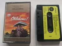 Rogers and Hammersteins Oklahoma Capitol Records Stereo Soundtrack Cassette Tape