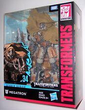 Transformers Studio Series MEGATRON #34 DOTM Leader Class IN STOCK Hasbro/Takara