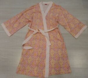 1799391/K80 Kimono, s.Oliver, mit Ornamentdruck zum Binden Gr. 36/38 neu