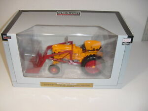 1/16 Minneapolis Moline 445 Tractor W/Loader by SpecCast NIB! Great Price!