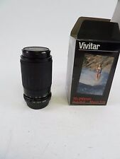 Vivitar 70-210MM F4.5-5.6 Macro Lens for Pentax or Ricoh PK Mount Cameras in E+C