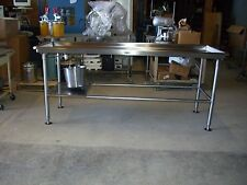 Jewett Autopsy Morgue Cadaver Dissection Pathology Embalming Table