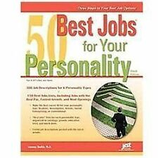50 Best Jobs for Your Personality, 3rd Ed, Good Books