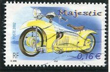 TIMBRE FRANCE OBLITERE N° 3510 MOTO / MAJESTIC  / Photo non contractuelle
