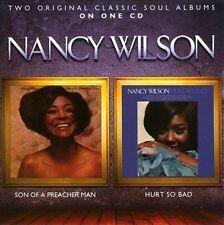Son of a Preacher Man/Hurt So Bad by Nancy Wilson (CD, Jul-2013, Soul Music (UK