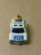 More details for 1984 ertl mcdonald's big mac mini toy car