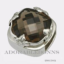 Authentic Lori Bonn Sterling Silver Smokin' Hot Slide Charm 29815SQ RETIRED