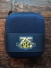"""SEC 75th Anniversary Portable Speaker 3.5mm AUX Cable (5 1/2"""" x 4 3/4"""" x 2 1/4"""")"""