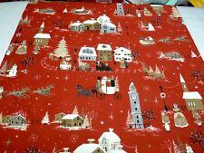 Tischläufer Tischdecke Tischset 37x134cm wein-rot weiß braun schwarz Weihnachten
