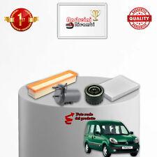 Kit Inspección 4 Filtros Renault Kangoo 1.5 DCI 62KW 84CV De 2005- >