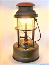 Original Tilley X246 kerosene lantern, type 1, first model, clean and works good