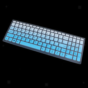 Silicone Keyboard Cover for Lenovo 510S Laptop Computer Protector Sticker #8