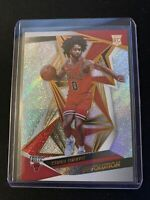 Coby White Rc Revolution Rookie Card. Chicago Bulls 106