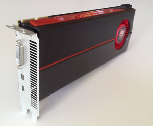 ATI Radeon HD 5870 Mac Edition + Stromkabel