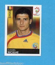 PANINI-EURO 2008-Figurina n.330- NICULAE - ROMANIA -NEW BLACK