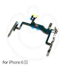 "Iphone 6S 4.7"" Power Flex boton volumen mute silencioso interruptor con soportes de Flash"