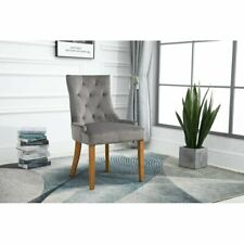 Willa Arlo Interiors Roughfort Upholstered Dining Chair (Set of 2)