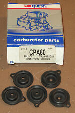 CHOKE PULL-OFF DIAPHRAGM, 5 pcs -fits 68-72 Chevy, Olds, more - CarQuest CPA60