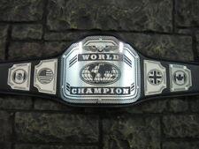 New World Championship Belt Enforcer Model Adult Size Handcrafted in U.S.A. wwe