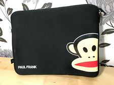 Paul Frank Black Laptop Sleeve for Macbook Pro 15""